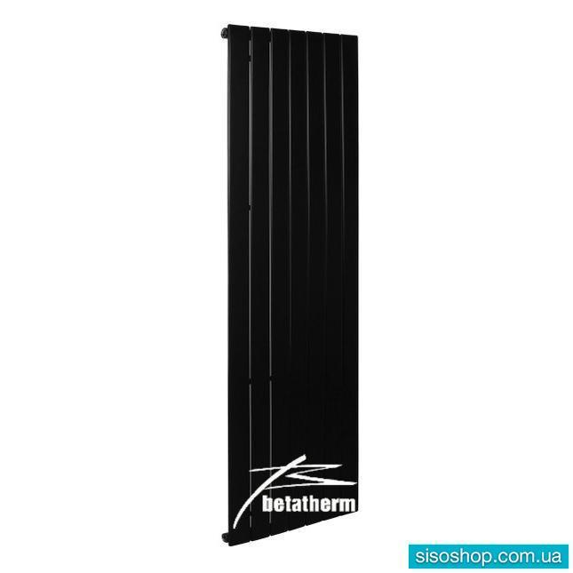 Дизайнерский радиатор Betatherm Terra черный