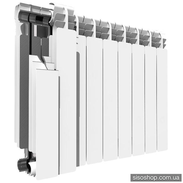 Алюмінієвий радіатор Global ISEO 500/80