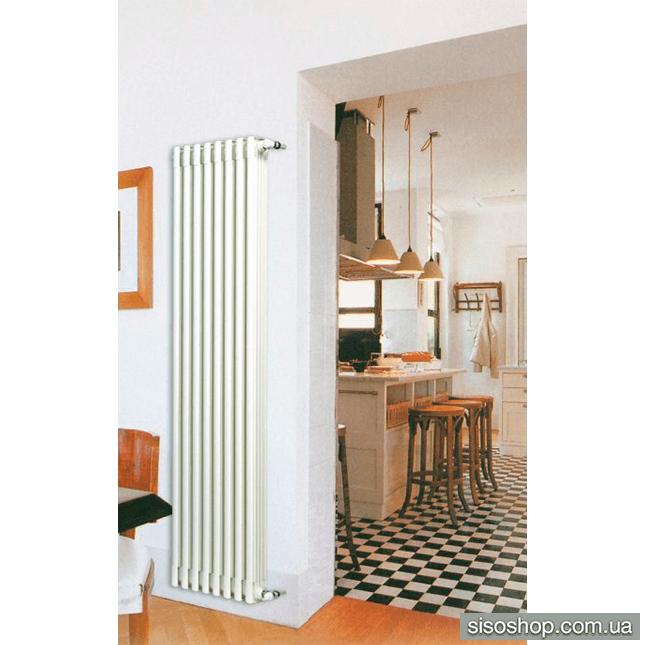 Вертикальний дизайнерський радіатор Global Oskar 2000