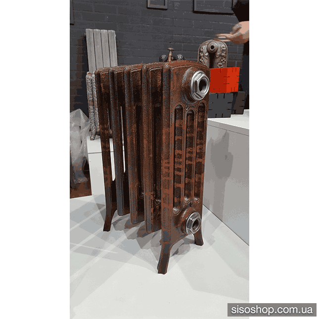 Чавунний радіатор Derby M RETROstyle 320/144