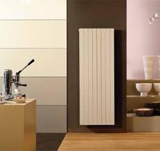 Вертикальные радиаторы изображение
