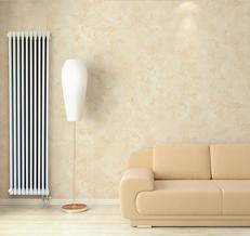 Высокие радиаторы отопления изображение