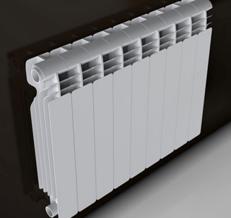 Биметаллические радиаторы Radiatori 2000 изображение
