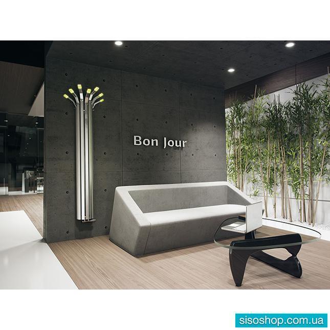 Вертикальный дизайнерский радиатор Enix Bambus