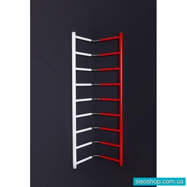 Вертикальный угловой дизайн-радиатор Enix Flexi