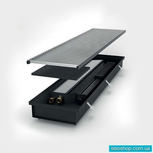 Внутрипольный конвектор Verano VKN 5 с принудительной конвекцией