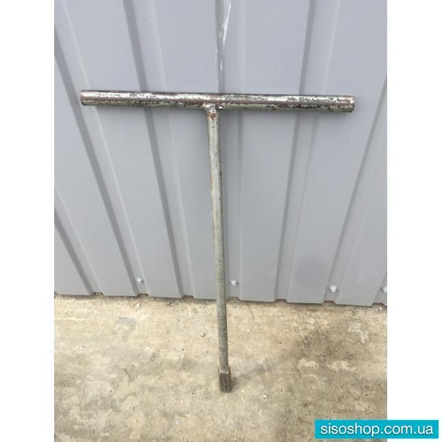 Ключ радіаторний для скрутки секційних радіаторів
