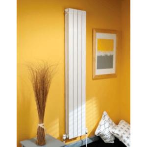 Вертикальный дизайнерский радиатор Global Oskar 1800/100 фото 2