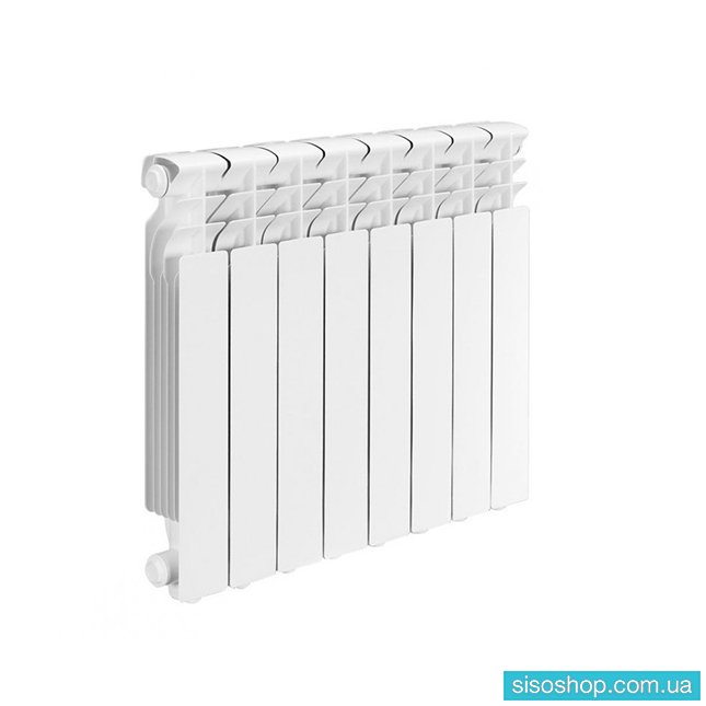 Алюминиевые радиаторы Alltermo Uno 500/80