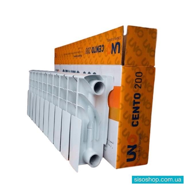 Биметаллический радиатор Cento 200/100