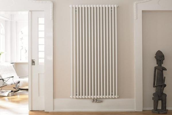 Высокие радиаторы отопления – особенности конструкций и дизайна
