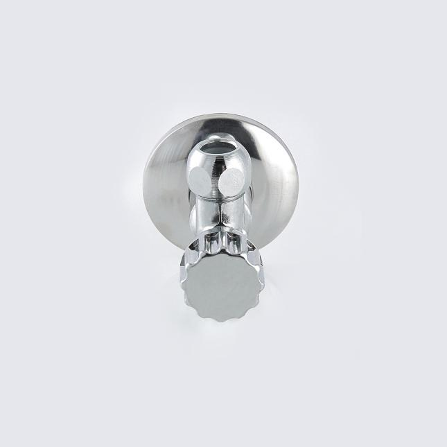 Кран шаровой угловой для смесителя VALTEC VT.281.N