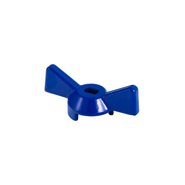 Ручка для крана 1/2″ синяя VALTEC VT.220.B