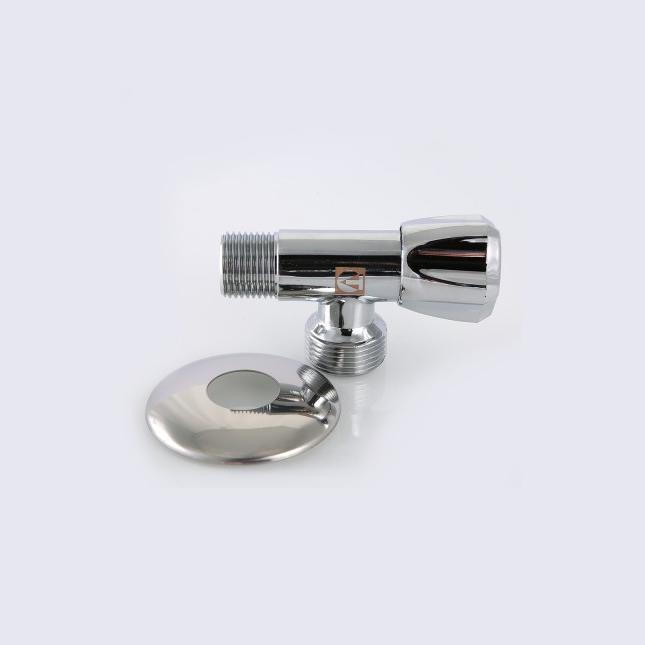 Вентиль угловой для подключения бытовой техники VALTEC VT.240.N