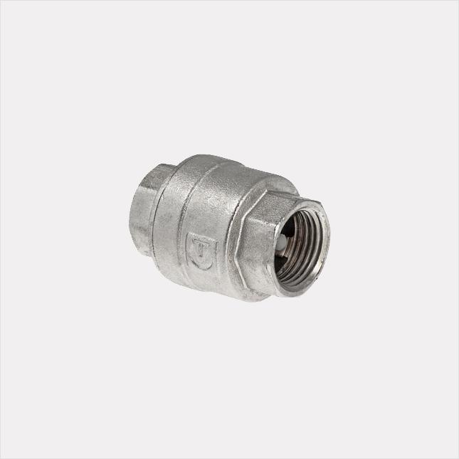 Обратный клапан никелированный Valtec VT.161.N