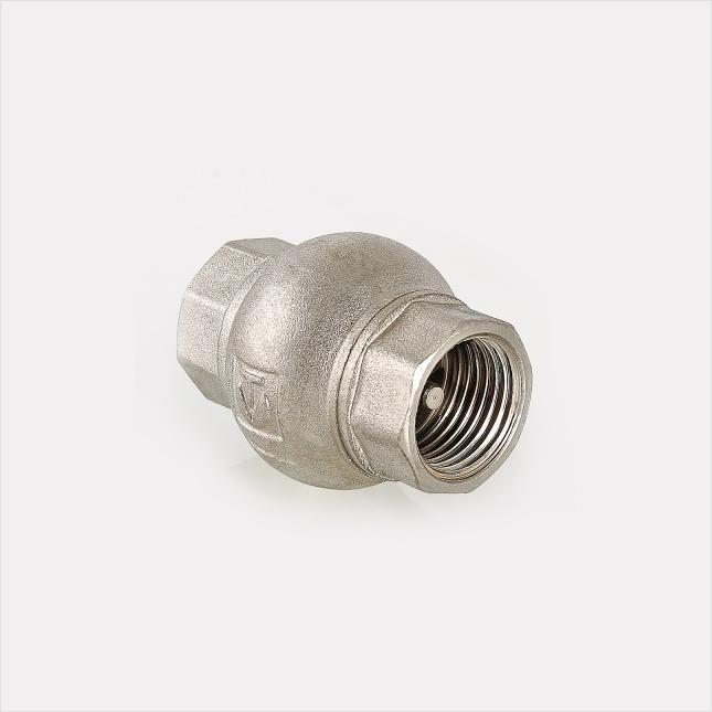 Обратный клапан с латунным золотником Valtec VT.151.N