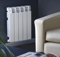 Алюминиевые радиаторы Fondital изображение