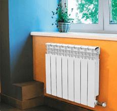 Алюминиевые радиаторы Global Iseo изображение