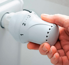 Термоголовки Danfoss изображение