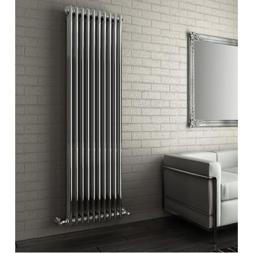 Дизайнерский радиатор Zehnder Charleston 10 секций Technoline