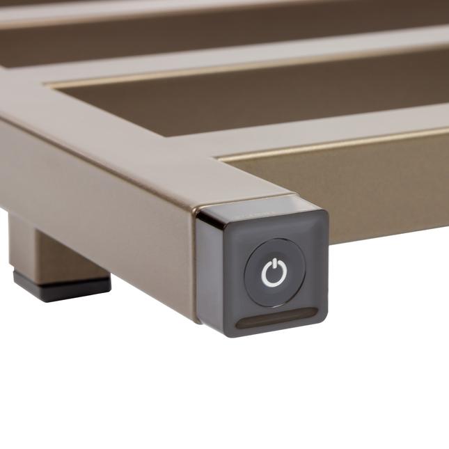 Электрический полотенцесушитель Terma Simple 1080 x 500 мм
