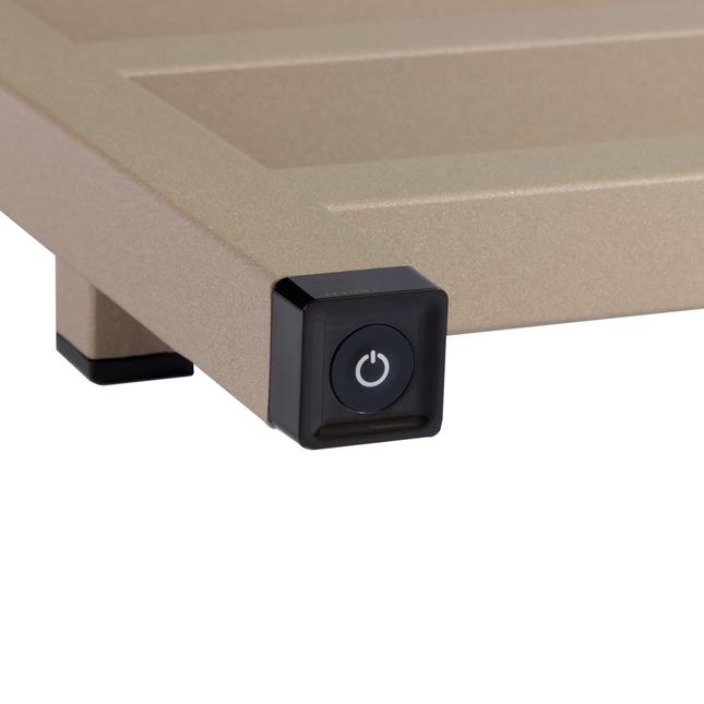 Электрический полотенцесушитель Terma Simple 960 x 500 мм